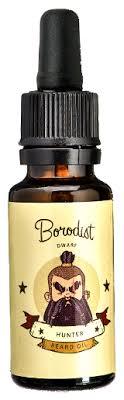 Borodist <b>Масло для бороды</b> Hunter — купить по выгодной цене на ...