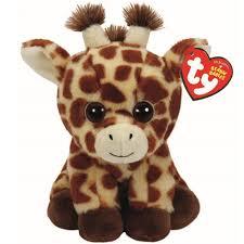 <b>Мягкая игрушка TY Жираф</b> Peaches 15см 41199 - лучшая цена на ...