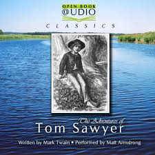 matt armstrong open book audio audiobook production and the adventures of tom sawyer