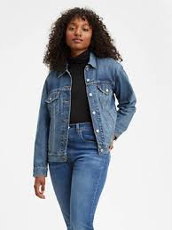 <b>Jean Jackets</b> - Shop <b>Women's Denim Jackets</b>, Vests & Outerwear ...