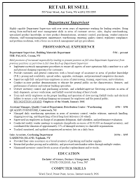 resume skills for retail management cipanewsletter manager resumes retail store cipanewsletter