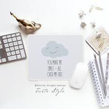 2019 Nordic Style Kawaii Cute Cloud <b>Smile Quotes</b> Print Creative ...