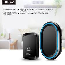 Buy <b>wireless doorbell cacazi</b> from 3 USD — free shipping, affordable ...