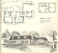 images about Dream Home   House Plans on Pinterest   Mansard    Vintage House Plans  Vintage Homes  French Mansards
