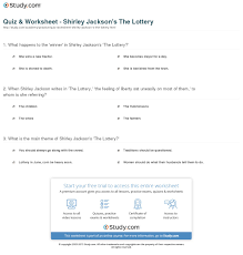 analysis essay on the lottery by shirley jackson the lottery shirley jackson essay short stories analyzed the lottery