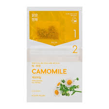 <b>Чай</b>-<b>маска</b> Instantly Brewing Tea Bag Mask Camomile с ромашкой ...
