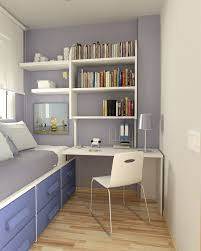 small bedroom desks for small bedroom with purple color theme and bookshelves breathtaking simple office desk feat unique white