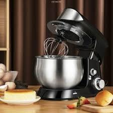 600W 3.5L Stainless Steel Bowl 6-speed Kitchen Food Stand ... - Vova