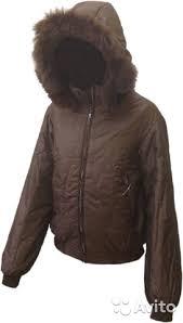 Женская утепленная <b>куртка Liana</b> 42, 46 новая купить в Москве ...