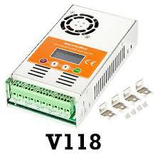 <b>30A 40A 50A 60A</b> 80A 100A 120A MPPT Solar Charge Controller ...