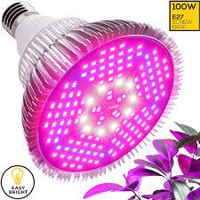 100W <b>LED Grow Light</b> Bulb <b>E27</b>