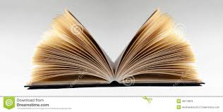 close up of an open book on gray background royalty stock close up of an open book on gray background