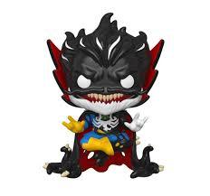 Купить <b>фигурка Funko POP</b>! <b>Marvel</b>: Max Venom: Dr. Strange ...
