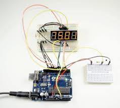 How to Set up Seven <b>Segment</b> Displays on the Arduino - Circuit Basics