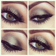 beautiful eye makeup for green eyes