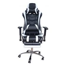 Компьютерное <b>кресло МЕБ</b>-<b>ФФ</b> MFG-<b>6001</b> black <b>white</b> — купить в ...