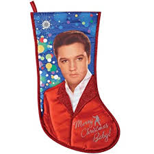Buy <b>Elvis Presley Merry Christmas</b> Baby Stocking Online at Low ...