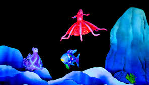 The <b>Rainbow</b> Fish - TILLES CENTER