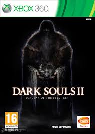 Dark Souls 2 Scholar of the First Sin RGH Xbox 360 Español Mega