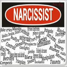 how to tell you have a malignant narcissist by the             hoof
