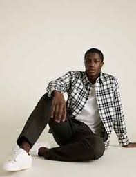 <b>Men's Casual Shirts</b> | M&S