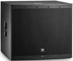 JBL EON618S – <b>активный сабвуфер</b> с 18-дюймовым излучателем