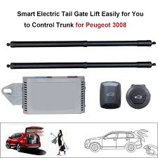 <b>Smart Auto Electric Tail</b> Gate Lift for Peugeot 3008 Remote Control ...