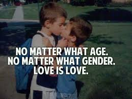 Love Has No Gender Quotes. QuotesGram