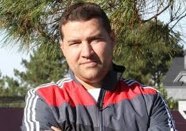 Martín Rodríguez Fernández tiene 31 años y ha sufrido tres ERE en menos de un año. Dos temporales y uno de extinción que le ha llevado al paro. - martin-rodriguez