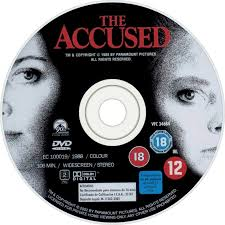 nicole anderson accused at movie poster photos accused images the accused dvd disc image