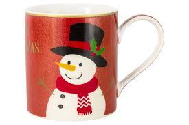 <b>Кружка Glitter&Colour SNOWMAN</b>, Easy Life EL-R0137_BU-GCC1 ...