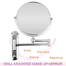 magnifying mirror for bathroom