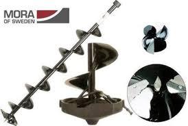 <b>Шнек для мотоледобура</b> MORA Ice Power Drill 200 мм - купить по ...