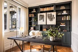 elegant home office bookcases for home office