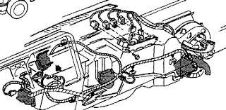 ac heater control problem 91 k1500 silver truck forum 91 gm hvac harness jpg