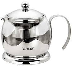 <b>Заварочный чайник</b> Vitesse Aniya <b>0.8 л</b> VS-1919 - отзывы ...
