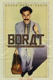 Borat: Lecciones culturales de América para beneficio de la gloriosa nación de Kazajistán