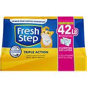<b>Fresh Step Cat</b> Litter   BJ's Wholesale Club
