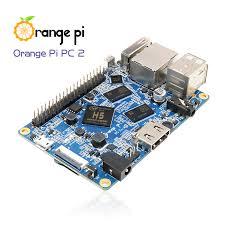 <b>Orange</b> Pi PC 2 - <b>мини ПК</b> с 64-битным процессором - MicroPi