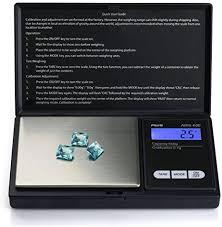 Digital Kitchen Gram Scale 1000G x 0.1G Pocket ... - Amazon.com