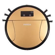 <b>Робот</b>-<b>пылесос Panda I7</b> gold — купить в интернет-магазине ...
