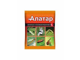 <b>Средство защиты</b> растений <b>Ваше хозяйство</b> Алатар ампула 5мл ...