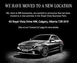 MB Autoworks   <b>Mercedes</b>-<b>Benz Auto</b> Repair in Calgary