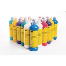 YPO Ready <b>Mixed Paint</b> - Pack of 20 x 600ml Bottles