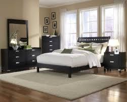luxury bedroom ideas with dark furniture