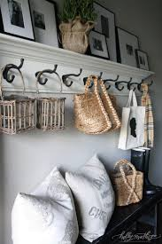 ideas wall shelf hooks: how about a wall  how about a wall