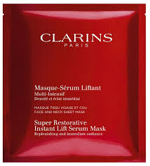 <b>Clarins Восстанавливающая тканевая</b> маска <b>Multi</b>-<b>Intensive</b> с ...