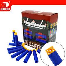 Waffle Darts <b>100pcs</b> 7.2cm Refill for Nerf <b>Series</b> Blasters Kid Toy Gun