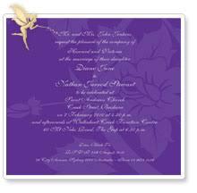Wedding invitation wording and verse examples - Wedding ... via Relatably.com