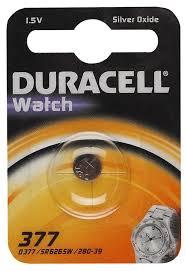 Купить LR377 <b>Батарейка</b> DURACELL <b>SR-66</b>-1BL в интернет ...